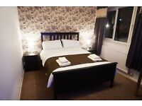 4 DOUBLE ROOMS - FULLY REFURBISHED AND FURNISHED - EXCELLENT TRANSPORT LINKS & AMENITIES - E14