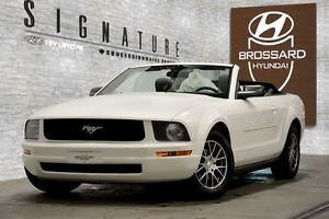 2007 Ford Mustang V6 CONVERTIBLE AUTO A/C CRUISE MAGS