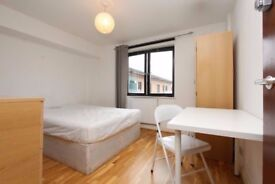 *** Super cheap Double room in MODERN FLAT*** JUST 195£/w. ALL bills inc. FREE cleaning service !!