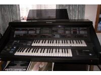 TECHNICS SXE-70 ELECTRIC ORGAN