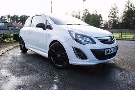 Vauxhall Corsa 1.2 i 16v Limited Edition 3dr 25k miles, Bluetooth, DAB, cruise control