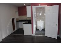 AVAILABLE NOW. ENFIELD TOWN. BRAND NEW THROUGHOUT. IDEAL FOR SINGLE or COUPLE. Part furnished. CALL