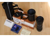 Tamron 200-500 mm Lens for Canon