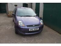 2008 ford fiesta 1.4 tdci style 77k miles