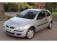 Vauxhall Corsa 1.0 i Life 3dr 2 KEYS, VERY CLEAN CAR