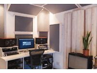 Professional recording studio / mixing room / music production / studio space - Various Hire Options