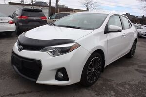 2014 Toyota Corolla S *LEATHER*SUNROOF*