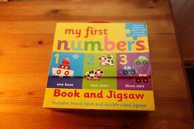 Jigsaw & Story Book