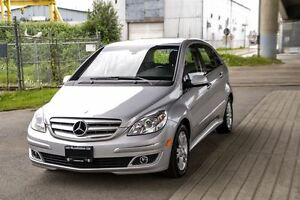 2007 Mercedes-Benz B-Class Turbo- Coquitlam Location 604-298-616