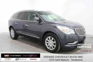 2014 Buick ENCLAVE AWD *7 PASSAGERS CUIR TOIT PANORAMIQUE DVD*