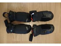 Kids ski mitts gloves (up to 9y)