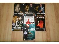 The Shield box set