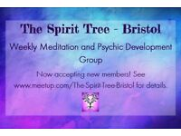 Weekly Meditation and Psychic Development Group