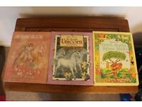 3 Beautiful Jigsaw Books Excellent Condition great value £10