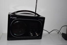 Pure Evoke Flow Portable DAB / FM / Internet Radio + Pure Speaker