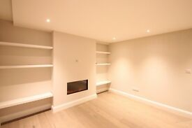 Luxury New Flat in Willesden NW2 - 2 bedroom Duplex with remote control fireplace/entryphone/Loft