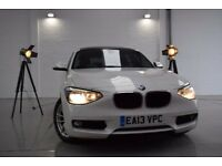 BMW 1 Series 1.6 116d EfficientDynamics 5dr - One company owner+CARBON ROOF-CASH PRICE IS £8490