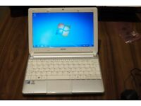 Acer Aspire One Netbook Upgraded RAM office 2013