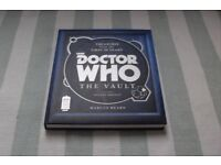 Dr Who - The Vault - Excellent Condition