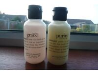 Philosopy Amazing Grace + Purity duo - as new