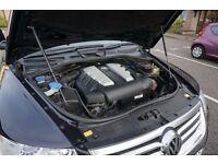 07 VW 4x4 SUV Touareg 3.0 TDI V6 5DR AUTO,VW FULL SERVCE HISTRY+1Yr MOT(noAdvisory)SatNav(Quick Sale