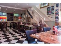 Kitchen Staff - Trainee Kitchen Porter for Cafe/Restaurant in Chelsea SW10