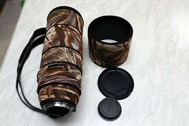 Sigma (Canon fit) 120-300mm f2.8 APO DG OS HSM lens