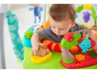 Fisher-Price Roaring Rainforest Jumperoo for sale!