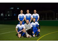 London Bridge Thursday - 5-a-side team looking for players
