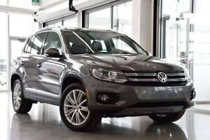 2013 Volkswagen Tiguan 2.0 TSI Highline 4motion * CUIR * TOIT *