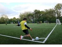 PLAY FOOTBALL IN South London CLAPHAM- Players wanted
