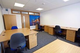 Brand New Immaculate Serviced Offices available, including shared desk and virtual services.