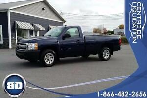 2009 Chevrolet Silverado 1500 WT SIMPLE CAB 132944 KM !