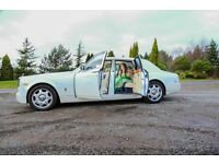 Rolls Royce Phantom hire Bolton/ Wedding cars hire Bolton/ Vintage car hire Bolton
