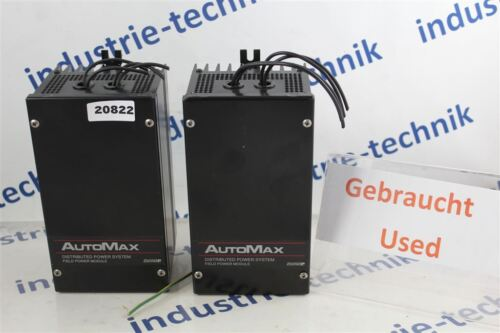 Reliance Electric Automax Sf3000 S2 Field Power Modules