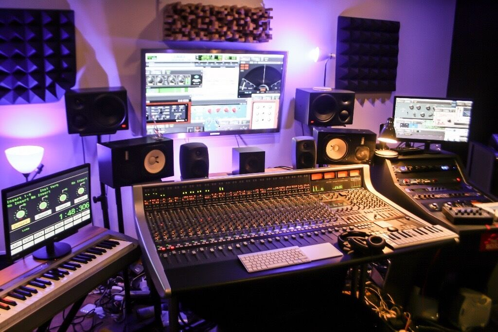 recording studio technology and the producer Top 10 schools for music recording technology the weeks recording studio, creating one of the best recording environments on and producer charlie puth how.