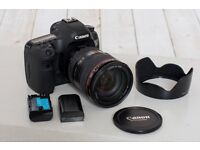 Canon 5d mk3 with 24-105 f4L Lens.