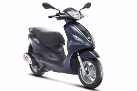 Piaggio Fly 2014 125cc in Navy Blue