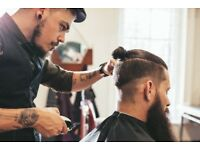 FREE haircuts by a professional barber in MCR city centre.