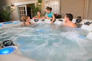 Hot Tub Warehouse Blowout! End of Season Over 30 spas to Clear! Kitchener / Waterloo Kitchener Area image 5