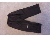 sprayway waterproof trousers age 4-5