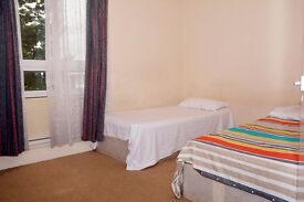J- TWIN ROOM / BELSIZE PARK / ZONE 2 / AMAZING AREA MOVE IN TODAY !