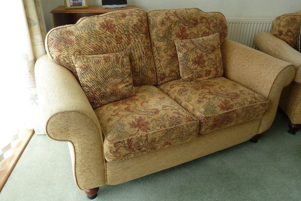 2 Seater Sofa Alstons Hardly Used One Get Free