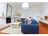 **GORGEOUS 2 BED GARDEN APARTMENT-PRIVATE OFF ST PARKING-CALL RICKY ASAP FOR VIEWINGS 07527535512**