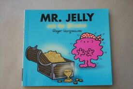 Mr Jelly and the Pirates Book
