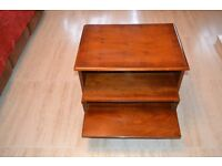 Television stand and storage cabinet