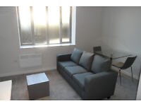 *STUNNING NEW 1 BED APARTMENT * FULLY FURNISHED * 5 MINUTES FROM CITY CENTRE AND UNIVERSITY *