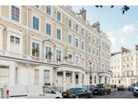 A spacious two bedroom apartment with a private terrace in the heart of South Kensington