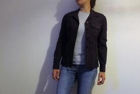 C'EST BEAU LA VIE Woman Purple Vest - £10