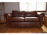 2 Seater Leather Sofa. Great condition with no damage. Priced for a quick sale